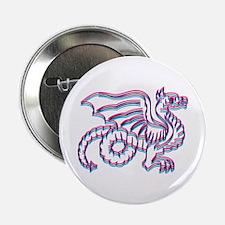 """Sweet Dragon 2.25"""" Button"""
