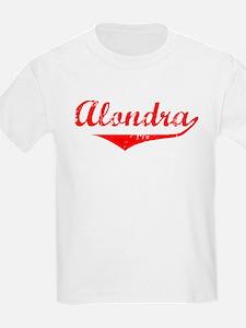 Alondra Vintage (Red) T-Shirt