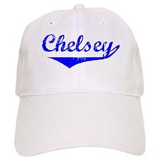 Chelsey Vintage (Blue) Baseball Cap