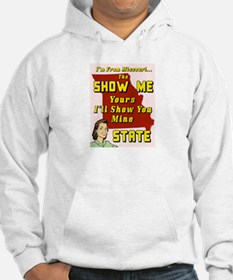 the show me state Hoodie