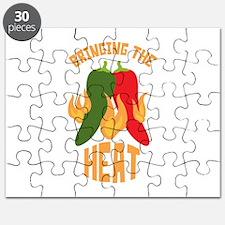Bringing The Heat Puzzle