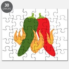 Hot Chili Peppers Puzzle