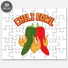 Chili Bowl Puzzle