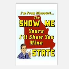 The Show Me State #2 Postcards (Package of 8)