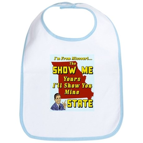 The Show Me State #2 Bib