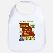 The Show Me State #2 Bib
