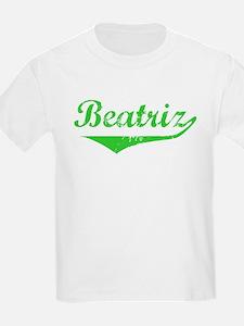 Beatriz Vintage (Green) T-Shirt