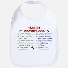 Mastiff Property Laws 2 Bib