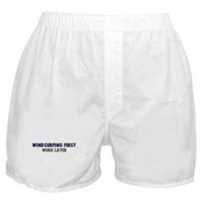 Windsurfing First Boxer Shorts