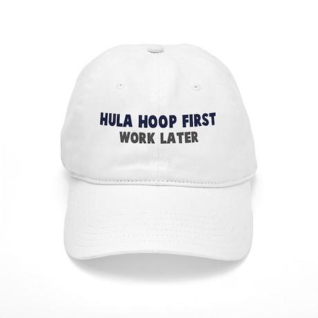 Hula Hoop First Cap