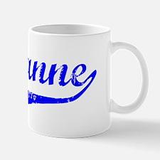 Cheyanne Vintage (Blue) Mug