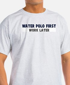 Water Polo First T-Shirt