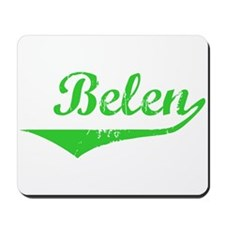 Belen Vintage (Green) Mousepad