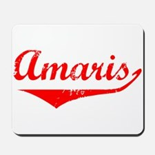 Amaris Vintage (Red) Mousepad