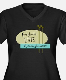 Everybody Loves a Database Administrator Women's P