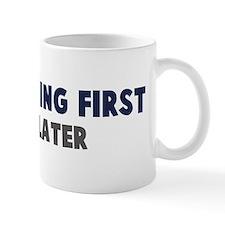 Gold Panning First Mug