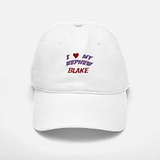 I Love My Nephew Blake Baseball Baseball Cap