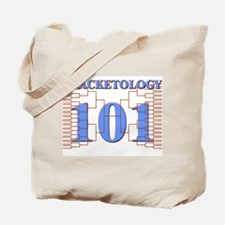 Bracketology 101 Tote Bag