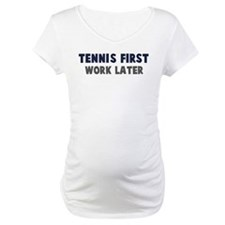 Tennis First Shirt