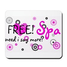 Spa Products Mousepad