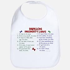 Papillon Property Laws 2 Bib
