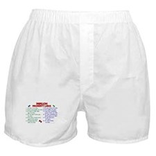 Papillon Property Laws 2 Boxer Shorts
