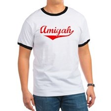 Amiyah Vintage (Red) T