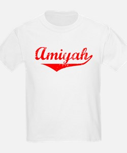 Amiyah Vintage (Red) T-Shirt