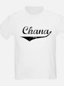 Chana Vintage (Black) T-Shirt