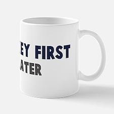 Field Hockey First Mug