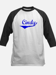Cindy Vintage (Blue) Tee