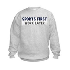 Sports First Jumper Sweater