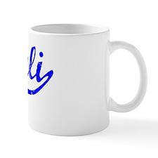 Citlali Vintage (Blue) Mug