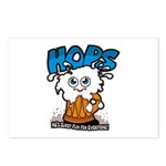 HOPS - sudsy fun for everyone Postcards (Package o