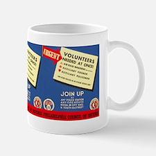 Phila.Council of Defense Mug