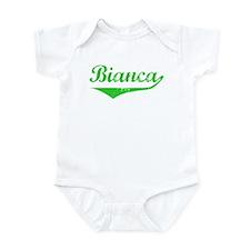 Bianca Vintage (Green) Infant Bodysuit