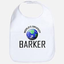 World's Greatest BARKER Bib
