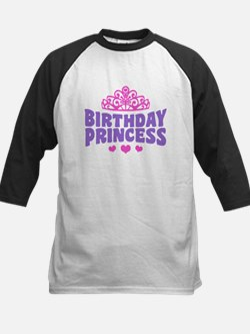 Birthday Princess Baseball Jersey