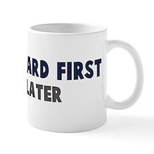 Shuffleboard First Mug