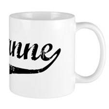 Cheyanne Vintage (Black) Coffee Mug