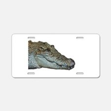 SWAMP Aluminum License Plate
