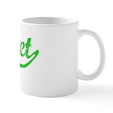 Bret Vintage (Green) Small Mug