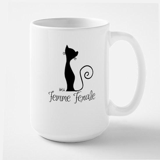 Femme Ferale Mugs