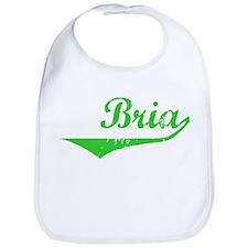 Bria Vintage (Green) Bib