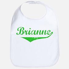 Brianne Vintage (Green) Bib