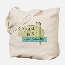 Everybody Loves a Conflict Resolution Major Tote B