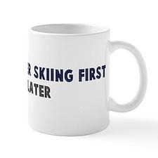 Barefoot Water Skiing First Mug