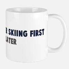 Barefoot Water Skiing First Mug