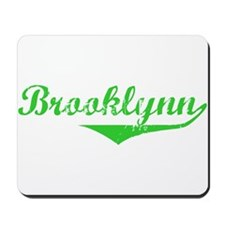 Brooklynn Vintage (Green) Mousepad