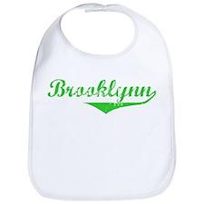 Brooklynn Vintage (Green) Bib